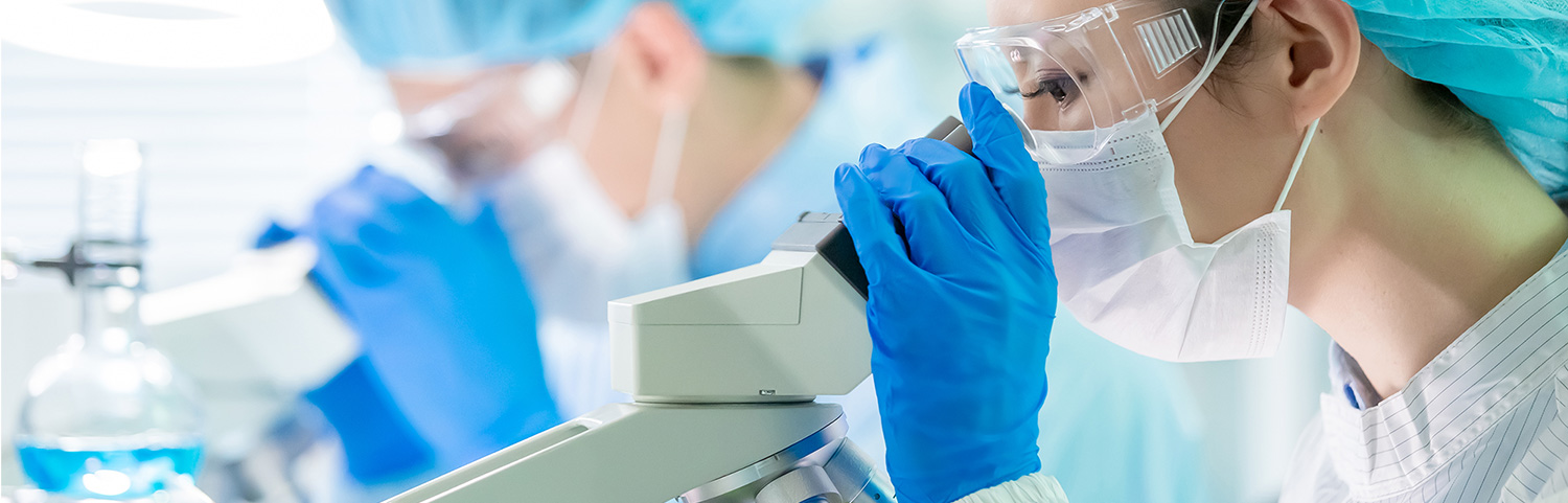 Course of Biomedical Sciences:Master's Program